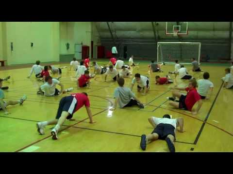 Denison University Men's Lacrosse Pre-Season Lifting