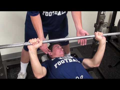 Marin Catholic Strength & Conditioning:Football Summer 2010 Pt.1