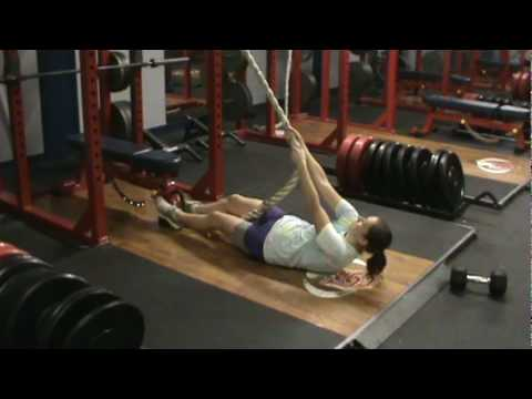 Leverage Rack Rope Climber