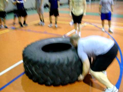 Saint Michael's College Baseball Conditioning Challenge #1