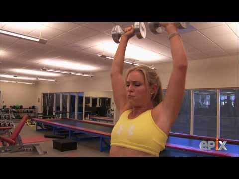 Lindsey Vonn: In The Moment Training