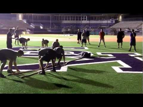 K-STATE BASEBALL STRENGTH AND CONDITIONING 2012-2013