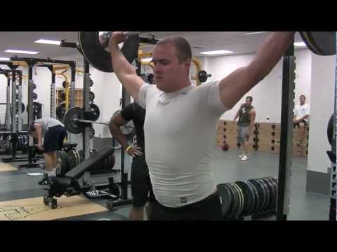 Appalachian State Football Summer Workouts 2012