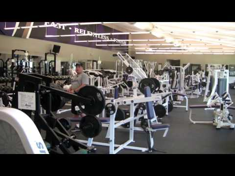 Baltimore Ravens Strength Training