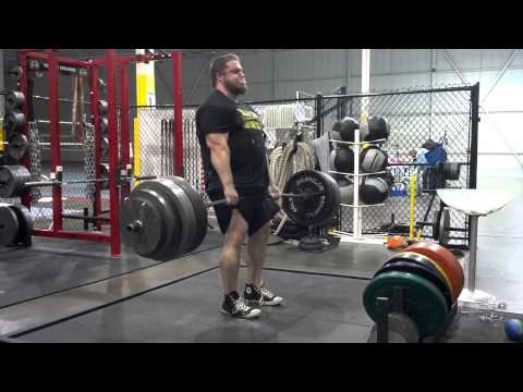 Zach Gallmann 685lb deadlift