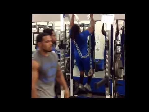 Eastern Illinois Football Summer Training 2014