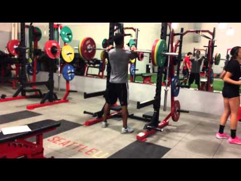 Seattle University Track & Field Fall 2014 Highlights