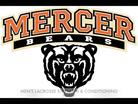 Mercer Men's Lacrosse Strength and Conditioning - Fall 2015