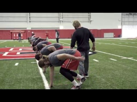 Mic'd Up with Tim Rabas - NC State Associate Director of Football Strength & Conditioning