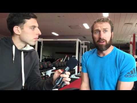 Nic Gill New Zealand All Blacks Strength & Conditioning Coach - Part 2