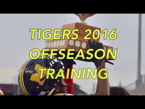 2016 St Matthew Tigers Offseason Training