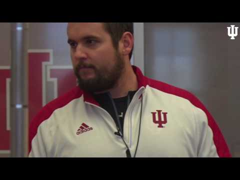 IU Volleyball: MIC'D up with Chris Virtue