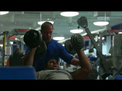 How Strength Coach Is Getting the New York Giants Ready for New Season