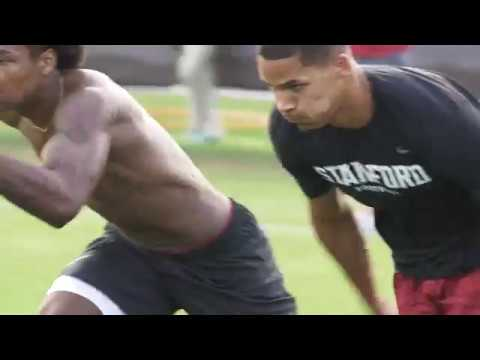 Stanford Football: On the Come Up: Summer Conditioning