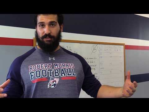 RMU's new Strength and Conditioning Coach