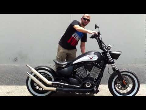 Victory Motorcycles Custom 2012 Highball