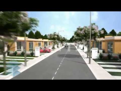 Architectural 3D Flythrough for Exclusive Bungalows