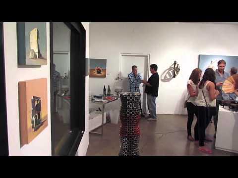 """R. Pela Contemporary Art Gallery Sept 5, 2014 """"Evidence of Life"""""""