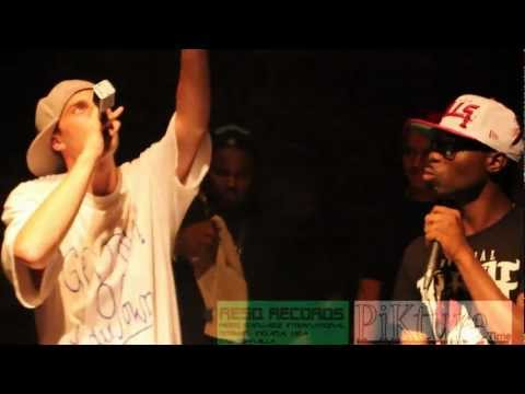 Midwest's Finest: KO Performs Hustlin' Hard at the Midwest Concert in Goshen, Indiana
