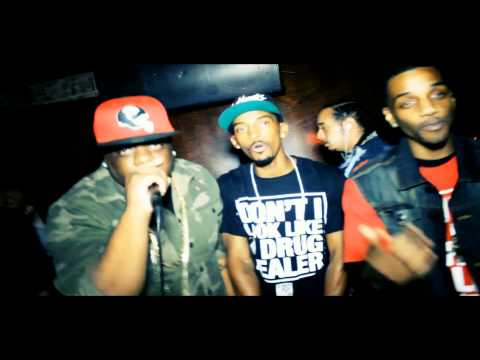 Elz Jenkins - Dont I Look Like A Drug Dealer Mixtape Release Party at Halo (Video)