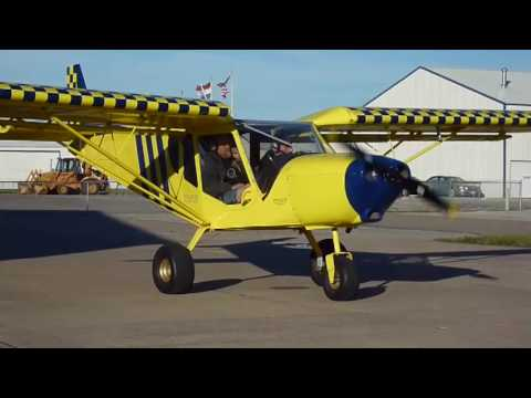 Flying the STOL CH 750... with a Whirl Wind prop