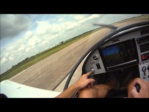 First Flight:  Flying our new CH 650 with UL Power's UL350iS engine