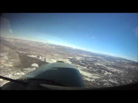 Flying over the Grand Mesa.wmv