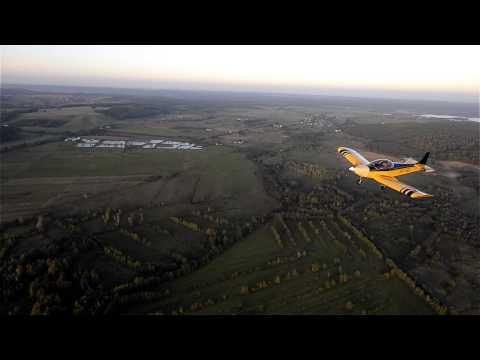 Beautiful flight...