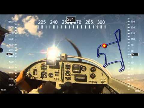 Dashware test flight sept 2013