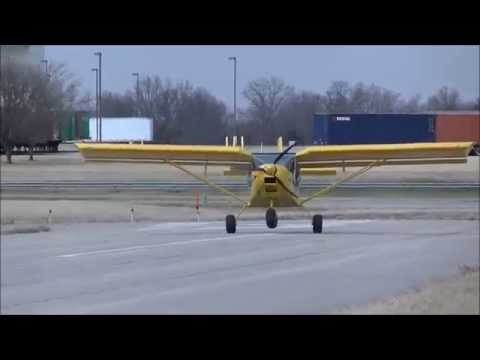 Flying the Zenith STOL CH 750 with the Rotax 912iS engine