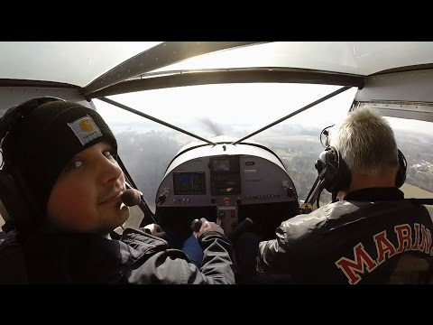Zenith 750 Transition Training with Buzz Air