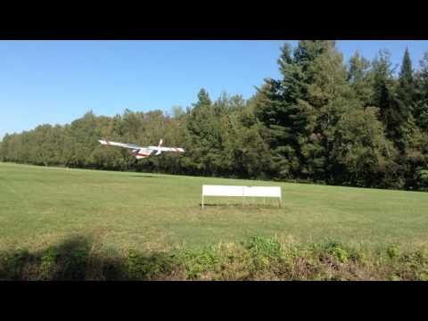 CH701sp Take off from turf