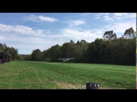STOL CH 701 - Departing Bob Barrows on 10/15/2016
