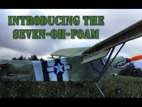 Introducing The Seven Oh Foam