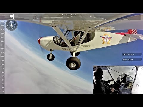 """Flight test: Trying to stall and spin the Zenith STOL CH 750 """"Super Duty"""""""