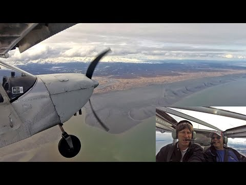 Flying in Alaska with the Zenith STOL CH 801