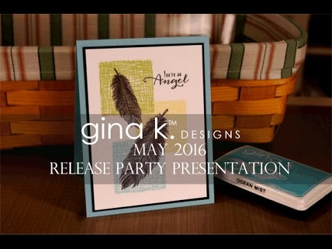 May 2016 Release Party Presentation