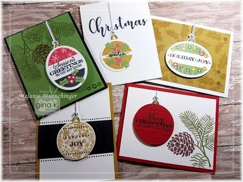 Fabulous Merry & Bright Holiday Labels