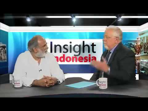 Anand Krishna on Insight Indonesia BeritaSatu TV with Host  Lin Neumann 1.mp4