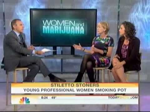 Stiletto Stoners - Women Who Smoke Pot NBC - Beverly Hills NORML90210.org