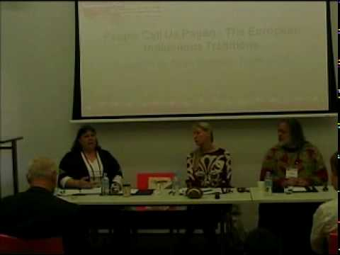 Best of Magick TV - PWR 09, People Call Us Pagan panel