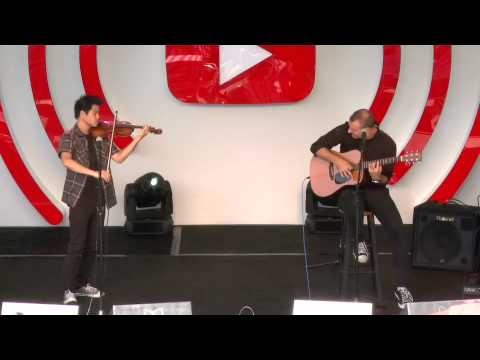 Paul Dateh & Ken Belcher Live at YouTube