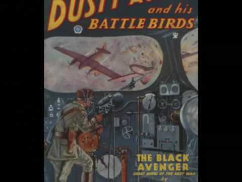 Hero Pulp Essay #7: Dusty Ayres and his Battle Birds