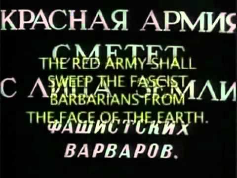 Soviet Cartoon Propaganda.avi
