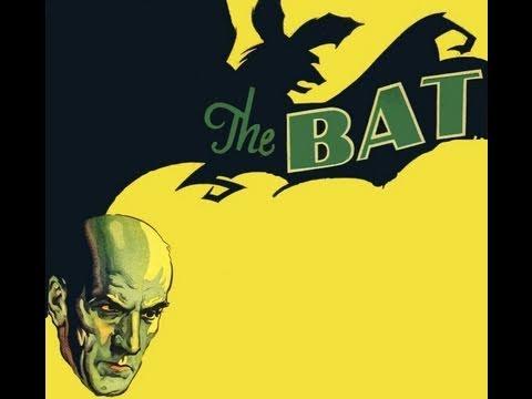 The Bat (1926) The Original Classic FULL MOVIE