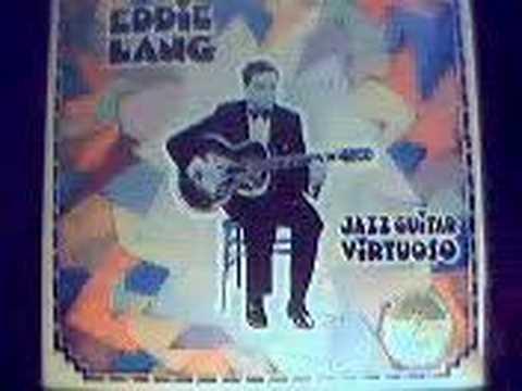 EDDIE LANG SWING JAZZ GUITAR VIRTUOSO