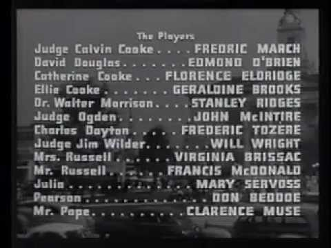 An Act of Murder (1949) FULL MOVIE