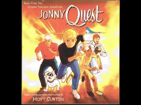 Jonny Quest: Music