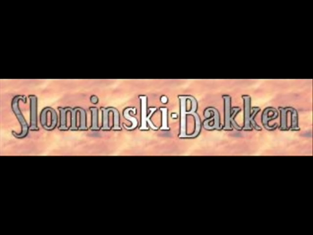 Slominski Bakken slideshow with narration and captions