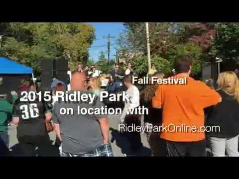 All Ridley Park at the Fall Festival